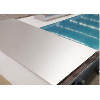 Quality 1070 H18 Zinc Production Aluminum Sheet For Cathode Plate , Thickness 4-7mm for sale