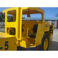 Quality Under ground Mining Utility Vehicles Electric LHD 73 L/min Operating system flow ATY-5 for sale