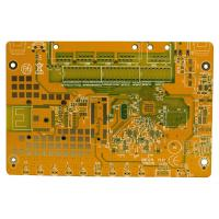 Quality Fine Pitch ENIG Custom PCB Boards 4 Layer High Density For Wireless Router for sale