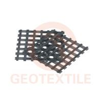 Quality Road Reinforcement Geogrid And Geotextile , PET Concrete Reinforcing Mesh for sale