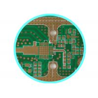 Quality 4 Layer Hybird High Power RF Microwave PWB printed circuit board pcb For Radio Telescope for sale