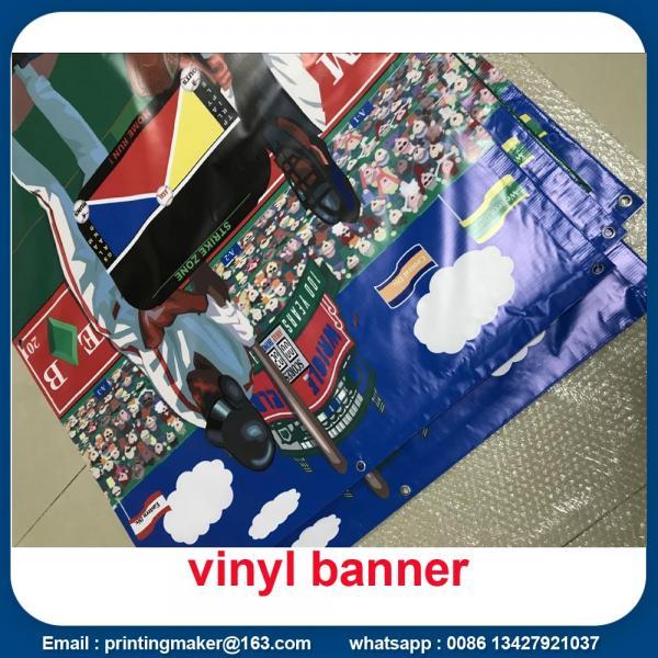 Backlit Vinyl Banner