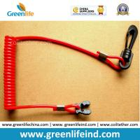 Quality Red Jet-ski Floating Standard Waverunner Lanyard for Security&Anti-dropping for sale