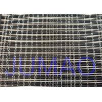 Buy cheap Black And Silver Color Metal Glass Laminated Mesh Fabric For Art Glasses from wholesalers