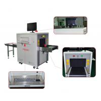 Quality 38 AWG Resolution X Ray Security Scanner , Friendly Interface Baggage Scanner Machine for sale