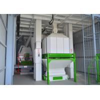 Quality CE Certificate Animal Feed Pellet Cooler Soybean Meal Puffing Material for sale