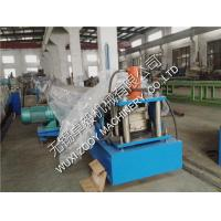 Quality automatic 15kw Carbon steel door frame making machine 1.2-2.5mm Thickness for sale