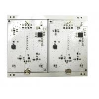 Quality Quick Turn Low Volume Aluminum Core PCB Board TAIYO Brand White Soldermask for sale