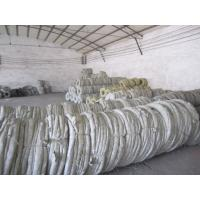 Quality Hot Dipped Galvanized Razor Barbed Wire , Silver High Security Fencing for sale