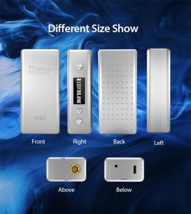 Quality Cloupor Mini 30 30watt box mod wholesale supplier for sale