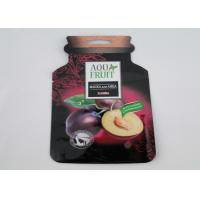 Quality Various Sizes Shaped Stand Up Pouch , Plastic Printed Food Grade Packaging Bags for sale