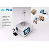 China Skin Care Use Jet Peel Facial Machine , Facial Beauty Device Non Invasive on sale
