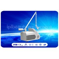 Quality Portable RF skin tightening Fractional Co2 Laser Machine with Water + air Cooling for sale