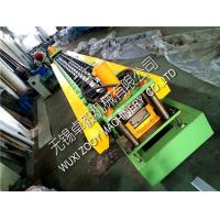Quality Automatic G.i Coil Door Frame Roll Forming Machine With PLC Control Sysetm for sale