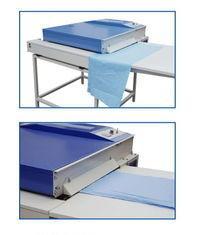 China Single Phase Needle Detector Machine , Fabric / Lining Fusing Machines on sale