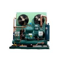 Quality Air cooling 4HE 18 Bitzer refrigeration condensing unit  15HP 21100W compressor unit for sale
