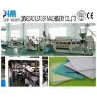 Quality 2100mm width PMMA acrylic sheet production line for sale