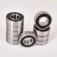Quality 1616-2RS Bearing Deep Groove Rubber Seals 1/2 * 1 1/8 * 3/8 Inch for sale