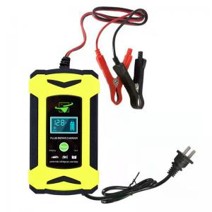Quality LED Display 3 Phase Charging Mode Automatic Car Battery Charger 24V Lead Acid for sale
