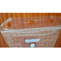 Quality Transparent Or Print Strawberry / Cherry / Grape Bag With Holes for sale