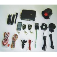 China GSM/GPRS Car Security System (GSM-CC) on sale