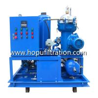 Quality Heavy Fuel Oil Dehydration Plant, Explosion Proof ship oil treatment machine, Fuel centrifuge centrifugal oil purifier for sale