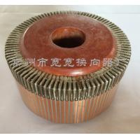 Quality 96 Segments Generator Commutator ,  Customized DC Motor Commutator for sale