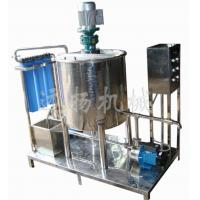 Best top quality shampoo production line,emulsifying equipment low price wholesale