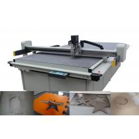 Buy cheap Low Layer Gasket Cutting Machines Liner Guide Driving System With Conveyor Belt from wholesalers