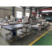 China promotions wood engraving machine auto load and unload wood processing machine on sale