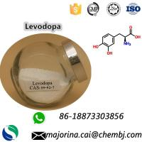 Buy cheap CAS 59-92-7 Nootropics Bulk Powder Levodopa For Anti - Parkinson Botanical from wholesalers