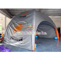 Best 0.6mm PVC Inflatable Shelter Tent With Air - Welded PVC Tarpaulin wholesale