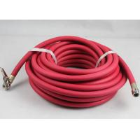 "Bicycle Motorbike Car Tire Inflator Coil Air Hose 15"" length"