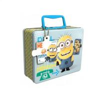 Quality Despicable Me Minions Tin Puzzle Box for Sale for sale