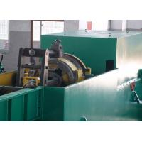 Best Welded Stainless Steel Pipe Rolling Machine , 75KW SS Tube Mill Line ISO wholesale