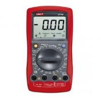 Best Uni-T Ut105 Automotive Digital Multimeter With 4 / 6 / 8 Cyl Dwell Angle wholesale