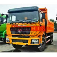 Quality 6x4 Utility Dump Truck 20 - 25 Tons Loading 3 Axle MAN F2000 F3000 Cabin for sale