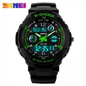 Quality 5ATM Shock Analog Digital Wrist Watch for sale