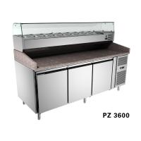 Quality Pizza Prep Counter PZ3600TN/330 , Door Are Easy To Change Into Drawers for sale