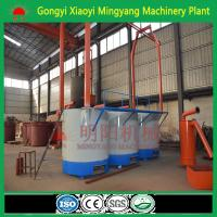 Quality Large capacity mingyang brand wood log biomass charcoal continuous carbonization furnace price for sale