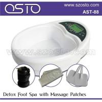 Buy cheap Far Infrared Ion Detox Foot Spa from wholesalers