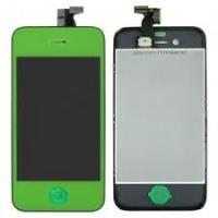 Quality Brand New Green Apple IPhone 4G Repair Parts of LCD Digitizer Assembly with ODM Available for sale