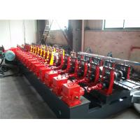 Quality 41*62 C Channel Roll Forming Machine , 48.2 KW Purlin Forming Machine Durable for sale