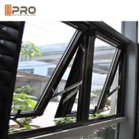 Quality Dust Resistance Aluminum Top Hung Window For House Projects Customized Size for sale