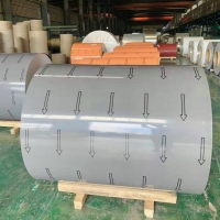 Quality 1060 Alloy 0.5 Mm Thickness Insulation Color Coated Aluminum Coil for sale