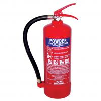 Quality 6 kg 40% ABC Dry Powder Fire Extinguisher Safe / Reliable For Factory for sale