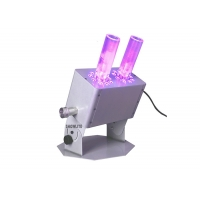 Quality Double Pipe LED CO2 Cryo Jet concert smoke Stage Fog Machine for sale