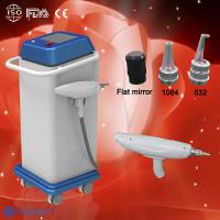 Quality Nd-Yag Laser Tattoo Removal Machine,1064nm and 532 nm Multifunctional Machine on Hot Sales for sale
