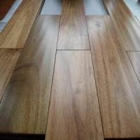 Quality Acacia Solid Wood Floor for sale