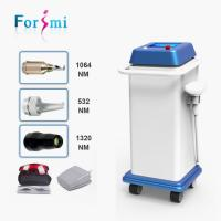 Quality Beauty device 1064nm 532nm nd yag laser q-switched nd yag tattoo laser removal machine for sale for sale